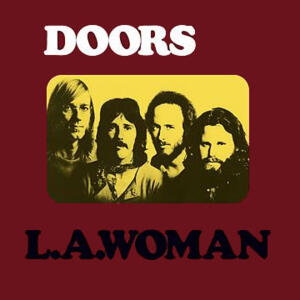 The Doors - L.A.Woman - Doppio LP a 45 giri su vinile 200 grammi - Made in USA