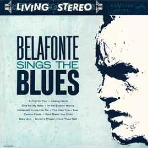 Harry Belafonte - Belafonte Sings The Blues  --  Doppio LP a 45 giri su vinile 180 gr Made in USA