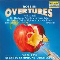 Overtures - Rossini / Yoel Levi & Atlanta Symphony Orchestra  --  CD Made in USA