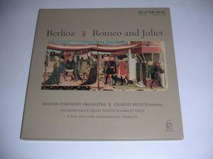 Romeo and Juliet - Berlioz / Charles Munch & Boston Symphony Orchestra