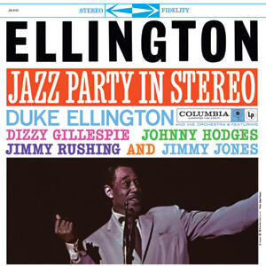 Jazz Party in Stereo / Duke Ellington  --  Doppio LP 45 giri su vinili 180 gr. Made in USA