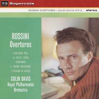 Overtures - Rossini / Colin Davis & Royal Philharmonic Orchestra