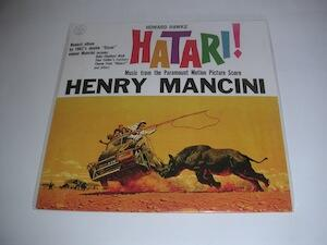 Howard Hawks' Hatari! - Music from the Paramount Motion Picture Score / Henry Mancini