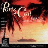 Ports of Call - Eije Oue - Minnesota Orchestra   --  CD HDCD