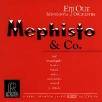 Mephisto & Co. / Eiji Oue & Minnesota Orchestra  --  CD Made in USA