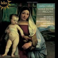 Missa Pater Peccavi - Andrea Gabrieli / Timothy Roberts & His Majestys Sagbutts and Cornetts