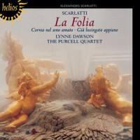 La Folia - Alessandro Scarlatti / Lynne Dawson & The Purcell Quartet