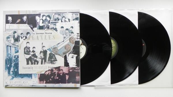 The Beatles Anthology 1 - The Beatles -- Triplo LP 33 rpm - Made in UK
