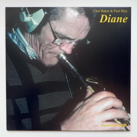 Chet Baker & Paul Bley / Diane  --  LP 33 giri 180 gr. Made in Europe - Dal master analogico originale a due tracce  - STEEPLE HASE - SCS-1207 - LP APERTO