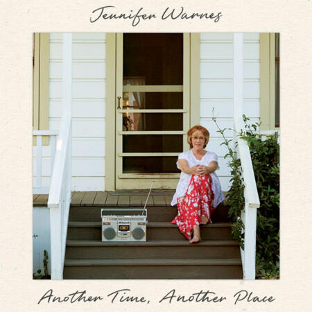Jennifer Warnes - Another Time, Another Place   --  LP 33 giri 180g  Made in USA - SIGILLATO